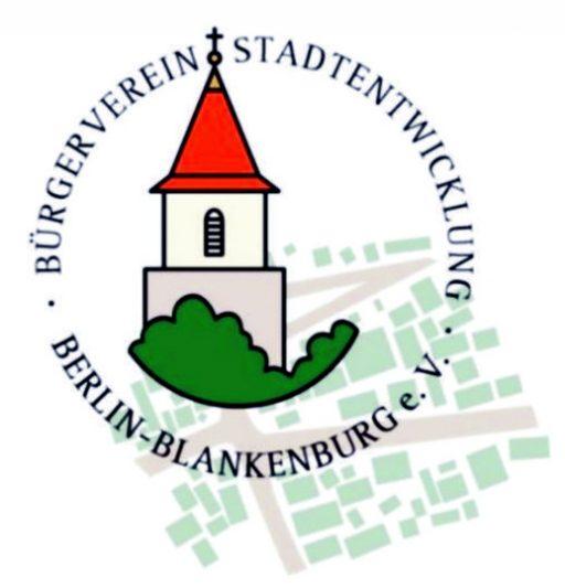 Bürgerverein  Stadtentwicklung  Berlin - Blankenburg e.V.